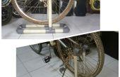 PVC fiets wiel Stand