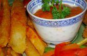 Hoe maak je frietjes Crispy, en pluizig, gepaneerd of niet