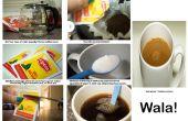 Hoe maak je het beste ontbijt thee met behulp van uw koffiepot