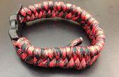 Maken van een Fishbone/Fishtail Paracord armband