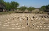 Labyrint: Hoe aan de lay-out & pack een klassieke Kretenzer 3 niveau