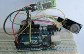 Het gebruik van MQ7 gas sensoren whith Arduino + Android App
