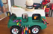 Rolling Tool & Craft kar van kind Truck