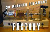 Bouw uw eigen 3D-printer filament fabriek (gloeidraad Extruder)