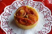 Mini Rosebud (Apple) taarten - met een gluten vrije optie