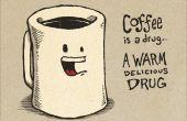 Langzaam gebrouwen koude koffie