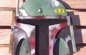 Bouwen van een Star Wars Boba Fett multiplex muur plaquette