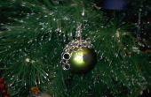 Chainmail kerst ornament