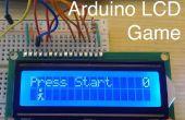 Arduino LCD spel