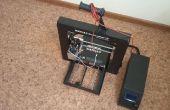 Diode laser gravure van een PCB. DIY van A tot z