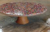 Candy strooi Cake Stand