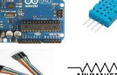 DHT11 en Arduino UNO; De EENVOUDIGSTE INSTRUCTABLE