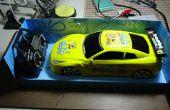 Arduino controles goedkoop RC auto zender