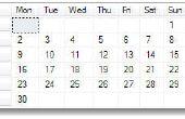 Hoe de berekening van de dag van de week