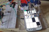 """Arduino speelspel stap niet op de witte blok"""""""