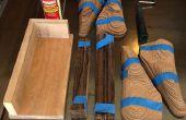 Houten 3D printen: aangepaste schoenen