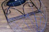 Wire Basket voor een opknoping Plant