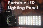 DIY Portable LED verlichting Panel
