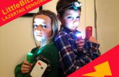 LittleBits LazerTag sensoren