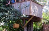 Hoe te bouwen een boomhut