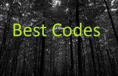 Beste Codes