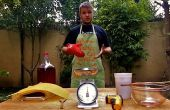 DIY afwerking Wax (voedsel veilig)