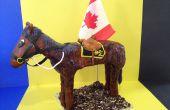 Hoe maak je 3D Pony Cake (paard Cake)