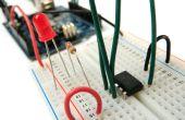 Een ATtiny met Arduino Program