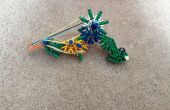Knex Mini Semi Auto Rubber Band Gun (MSARBG)