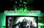 Spelen met LED-Strip