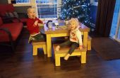De Un-flippable Concrete Kids tabel (lessen in het formulier maken en herstellen van fouten)