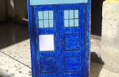 Maken van een eenvoudig TARDIS: The Blue Box