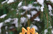 Kerst Ornament quilled