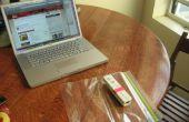 Eenvoudige keuken Computing Interface: Wiimote + Laptop