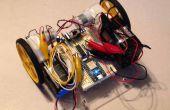 IoT Photon + sprong beweging gebaseerde Robot