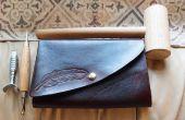 DIY Leather Tablet Case