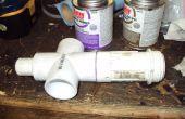 Lucht geëxploiteerd Dump ventiel voor vers Water van de PVC