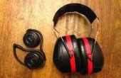 Hoe maak je bluetooth inschakelen voor muziek gehoorbescherming