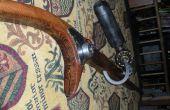 De Hearsch Angocoellum geweer: Een functionele stoom/Cyber Punk geweer