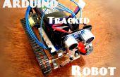 Arduino Robot bijgehouden