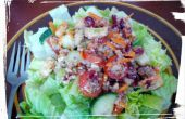 Gek gezonde salade van Quinoa