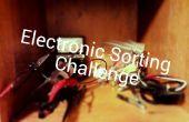 Elektronische sorteren uitdaging