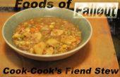 Voedingsmiddelen van Fallout: Cook-Oxymycterus Fiend Stew