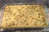 How to Make Thanksgiving Rice Casserole