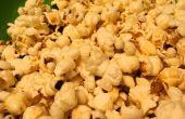 Hoe maak je [Perfect] zelfgemaakte Popcorn
