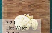 3 2 1 hot Water gebak