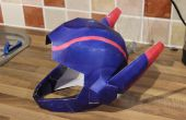 Hiro Hamada Papercraft helm