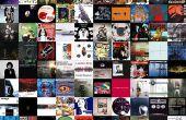 Een enorme printbare poster van uw iTunes albumkunst te maken!