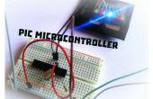 Hoe een PIC microcontroller met Led knipperen?