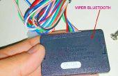 Testen van een Viper Bluetooth Smart Start Module